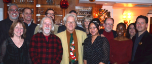KZE Holiday Party 2015 - Staff