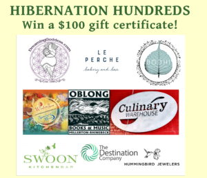 Enter to win a $100 gift certificate!